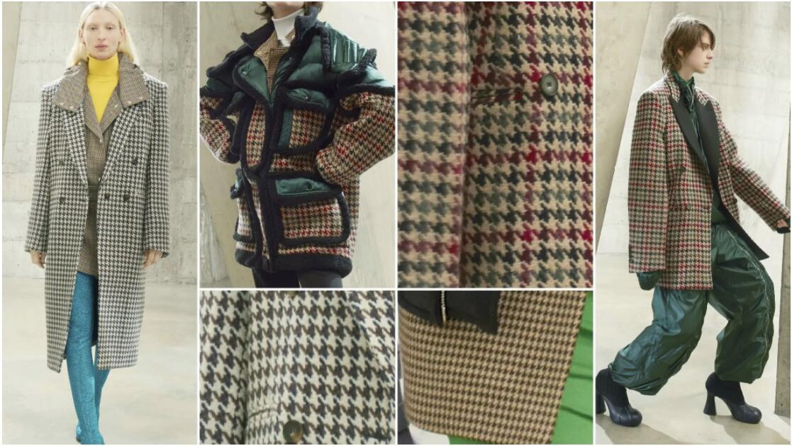 Dogtooth style