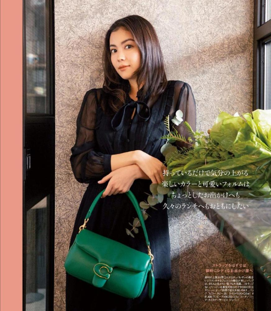 the 35-year-old Japanese model Mikiko Yano