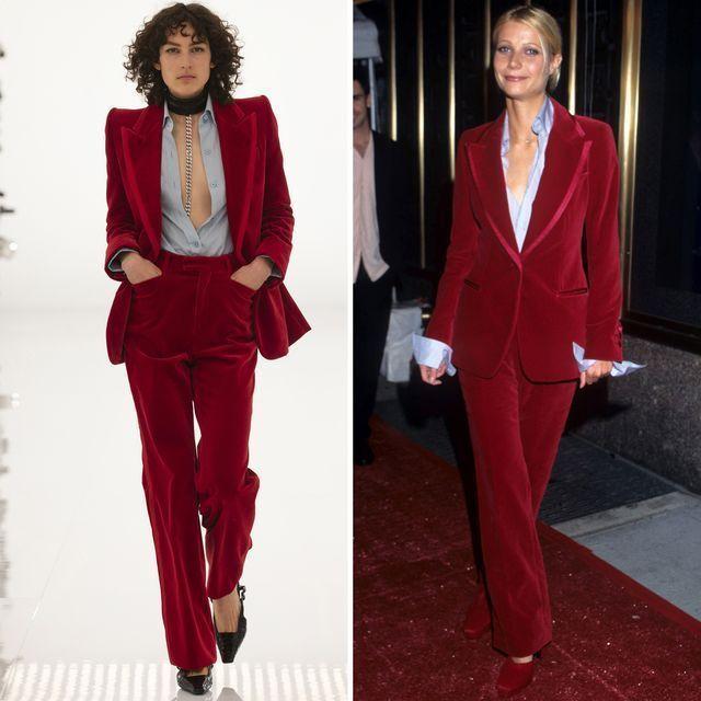 Gwyneth Paltrow suit