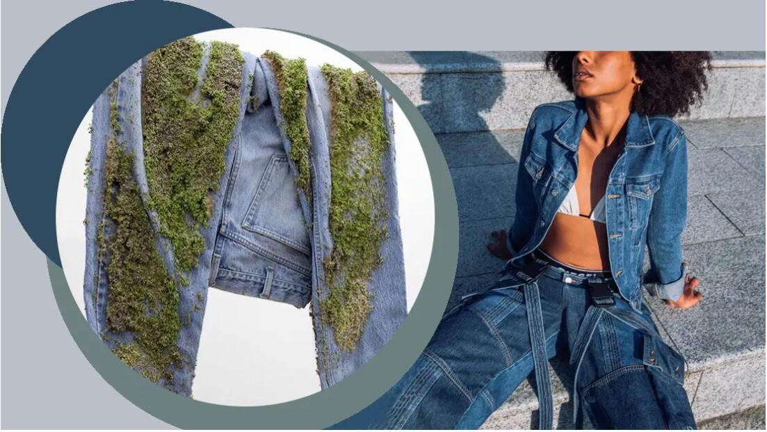 The Fabric Trend for Denim