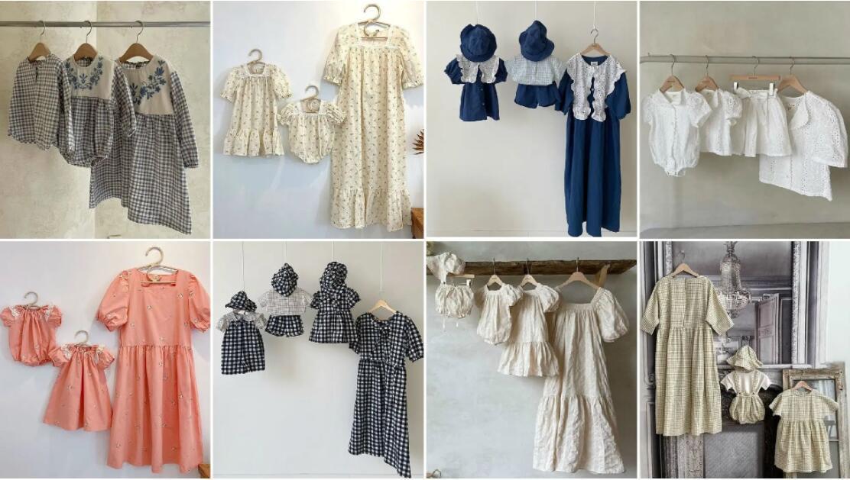 Parent-child Dress