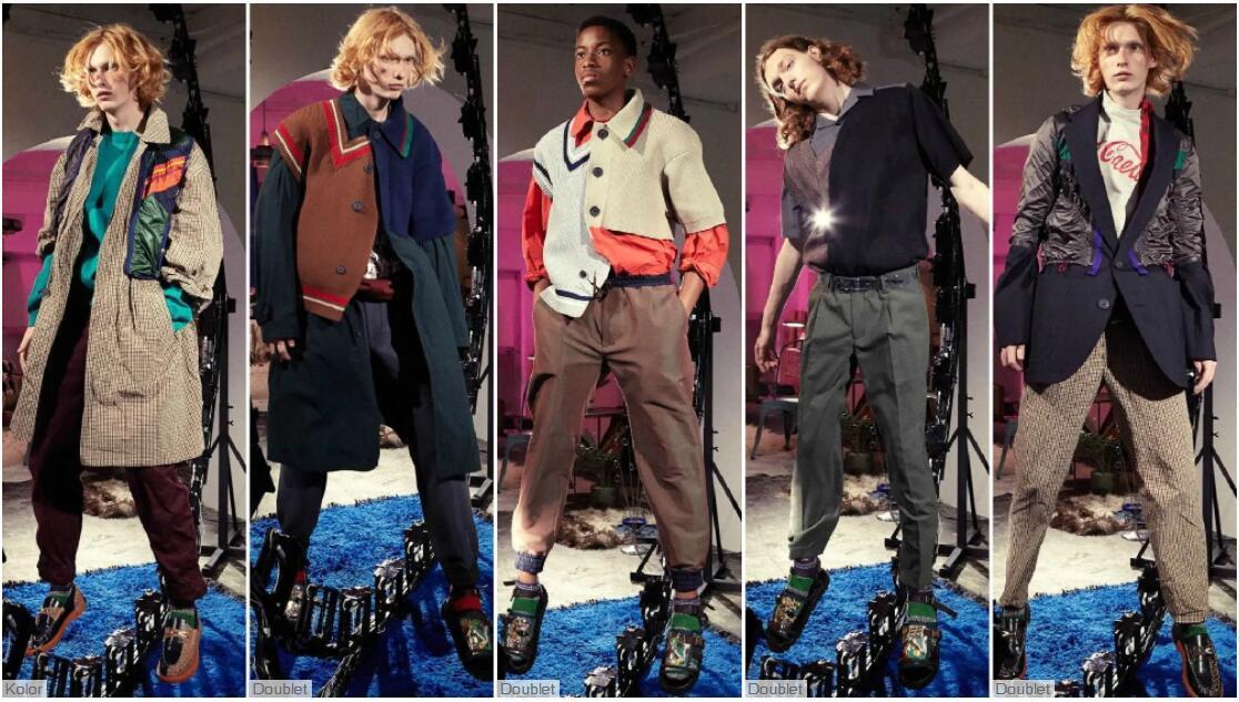 Kolor The Menswear Designer Brand