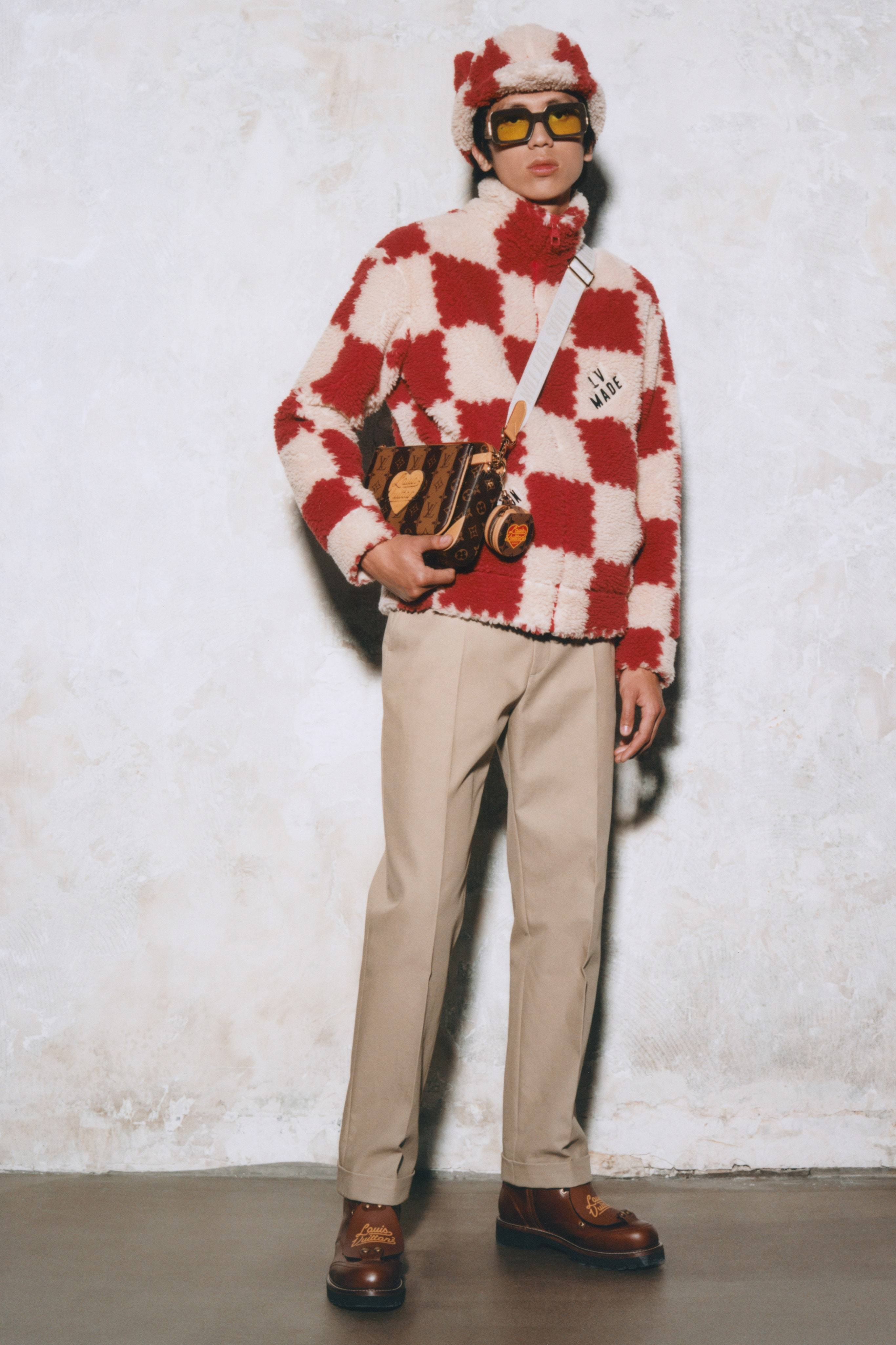 LouisVuitton menswear