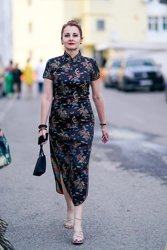 Chinese fashion style