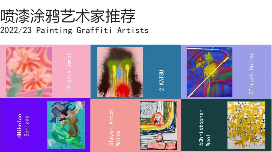 Spray Painting & Graffiti