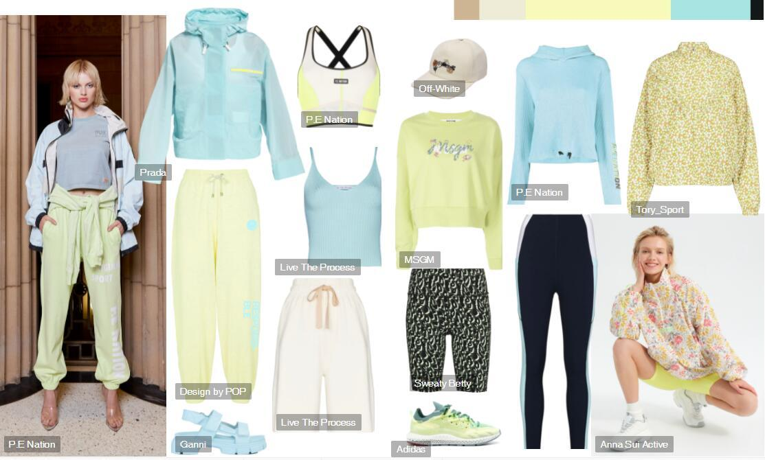 Clothing Collocation One