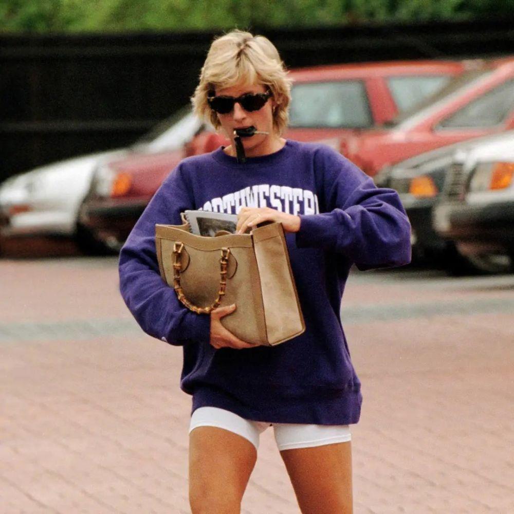 Diana's fashion bag