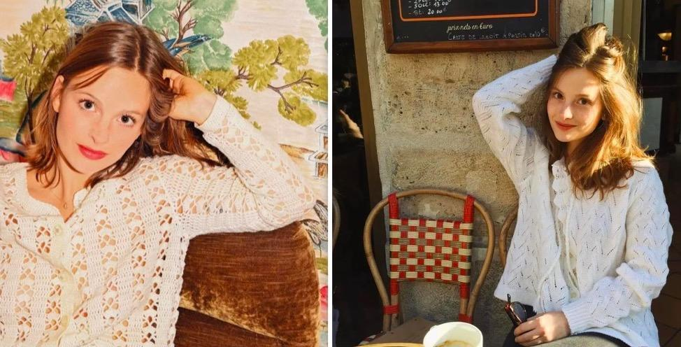 Camille Yolaine's style
