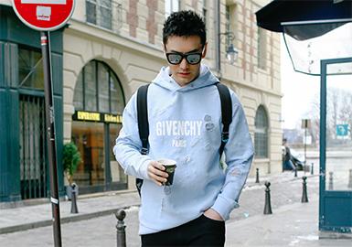 2018 S/S Celebrity Style -- Sweatshirt
