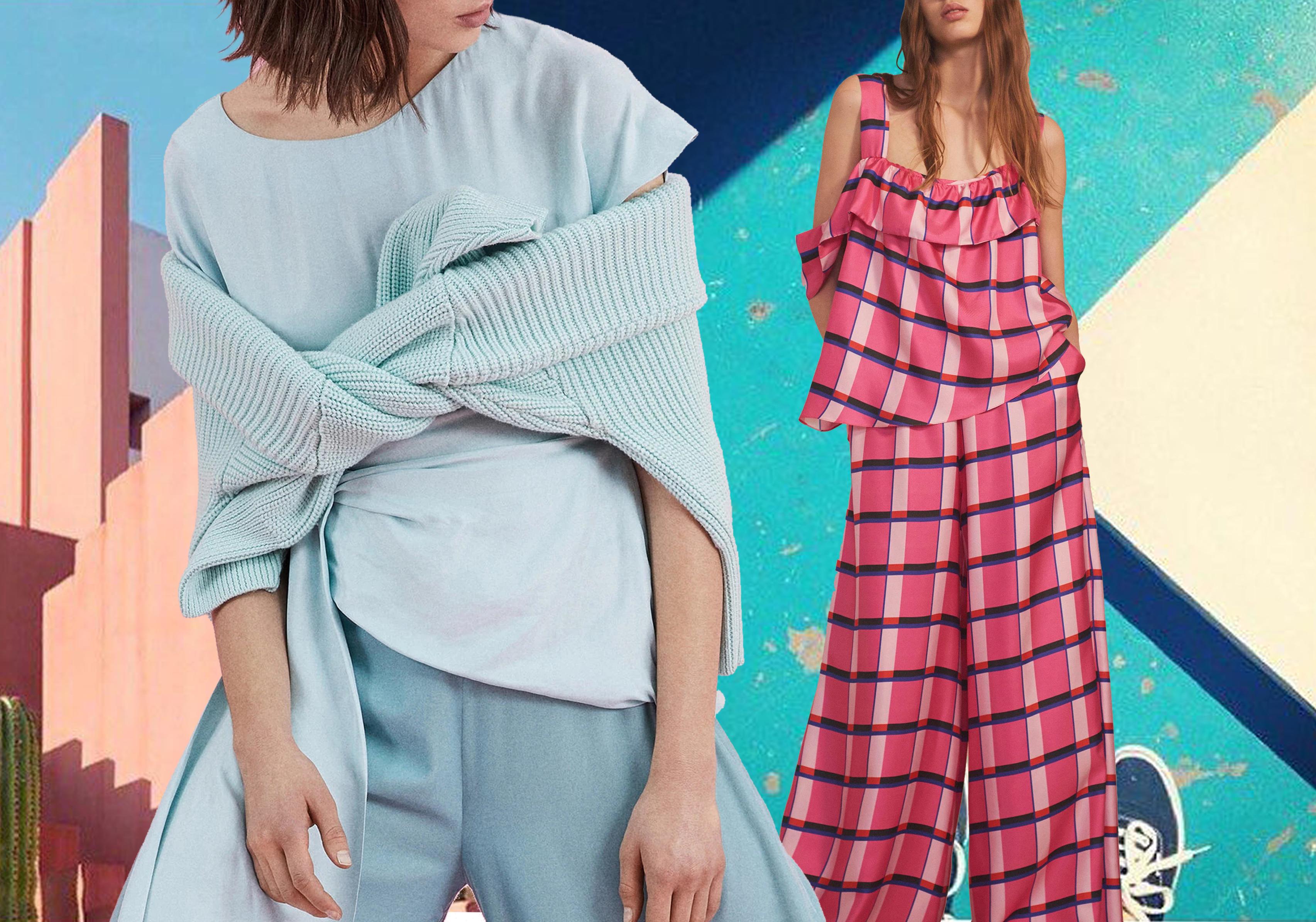 18/19 A/W Women's Swimwear Designer Brand -- Paper London
