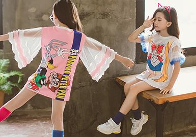 2018 S/S Kidswear in Zhili Wholesale Market -- Hot Items