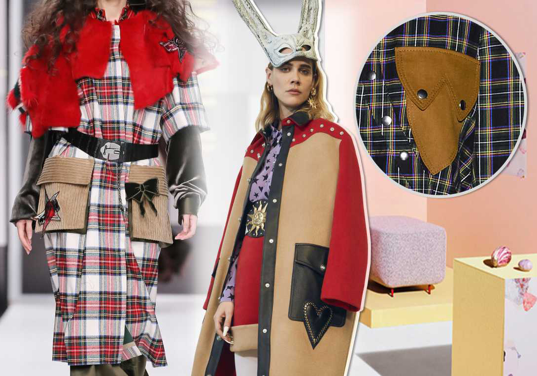 19/20 A/W Women's Fur & Leather Apparel -- Pocket