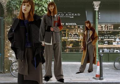 18/19 A/W Womenswear Designer Brand -- Vladimir Karaleev