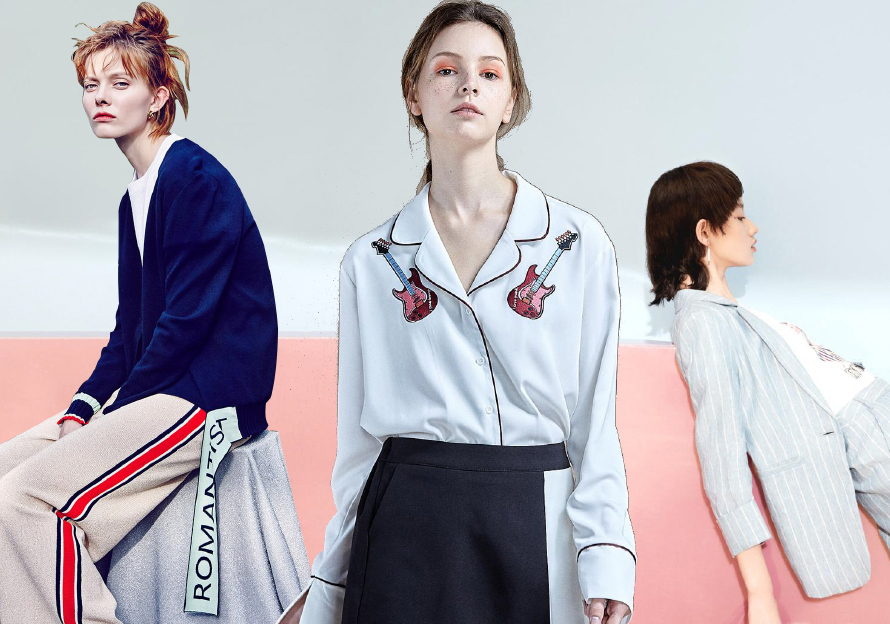 2018 S/S Benchmark Brands for Elegant Women -- Pattern & Craft
