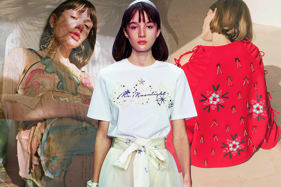 2019 S/S Womenswear Trend Forecast -- Patterns & Craft