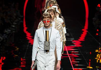 2019 S/S Menswear on Catwalks -- Milan