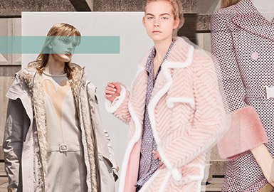Resort 2019 Women's Fur & Leather Apparel on Catwalks -- Key Brands