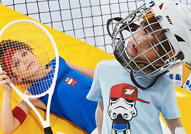 2018 S/S Kidswear Benchmark Brand -- MQD