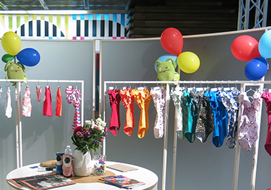 2019 S/S Kidswear at Pitti Bimbo -- Color & Pattern