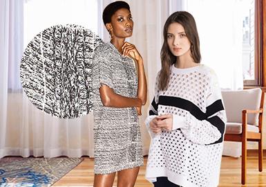 18/19 A/W Benchmark Brand for Women's Knitwer -- Sonia Rykiel