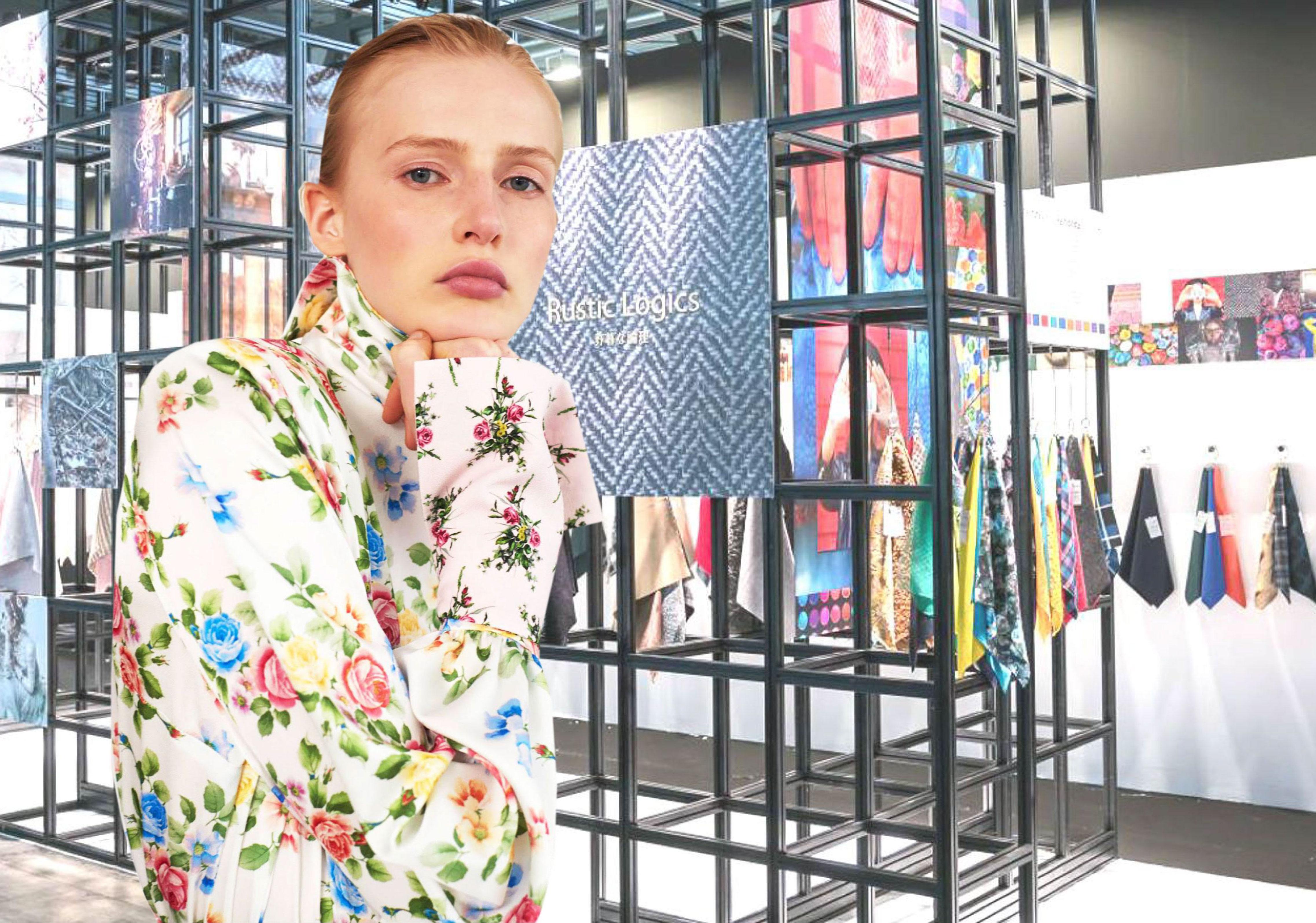 19/20 A/W Milano Unica -- Printed & Jacquard Fabric