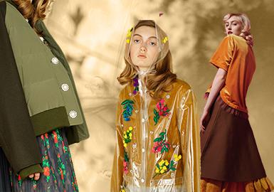 18/19 A/W Womenswear Designer Brand -- Muveil