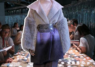 19/20 A/W Milan Milano Unica -- Renewed Woolen Fabric