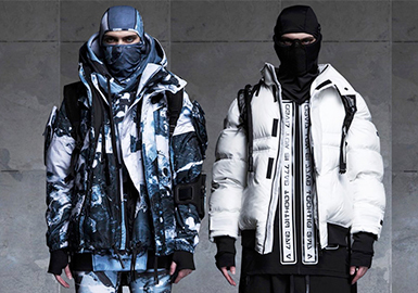 19/20 A/W Men's Looks -- Stylish Puffa