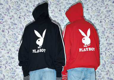 Playboy Collaborates with Chinese Brands