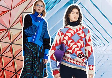 19/20 A/W Women's Knitwear -- Sport Style