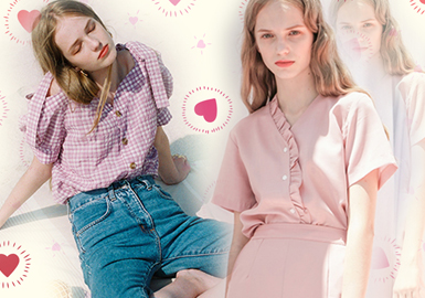 2019 S/S Womenswear Designer Brands -- Graceful Girl