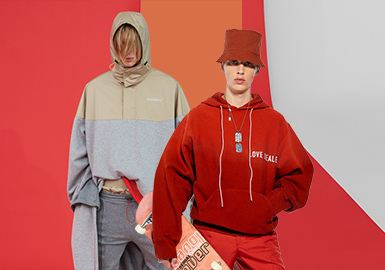 2019 S/S Menswear Key Items -- Sweatshirt
