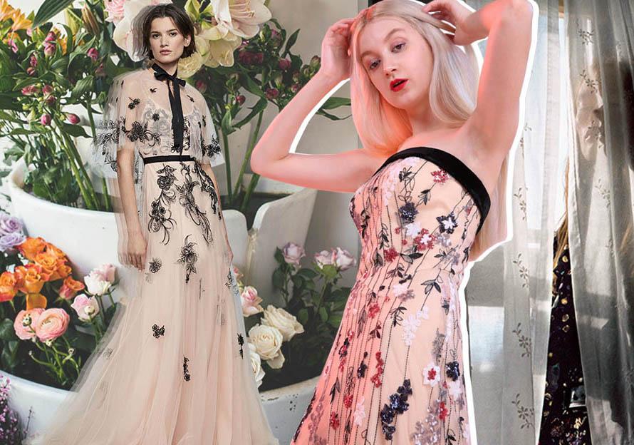 Craft Trend Forecast -- 2020 S/S Women's Ceremonial Dress
