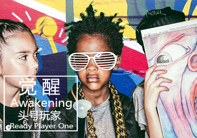 19/20 A/W Color Trend for Kidswear -- Awakening • Ready Player One