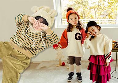 Hot Item -- 18/19 A/W Analysis of Zhili Wholesale Market for Kidswear