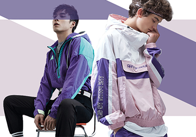 Anorak -- 19/20 A/W Silhouette Trend for Menswear