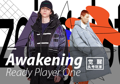Awakening ▪ Ready Player One -- 19/20 A/W Design Development of Men's Color