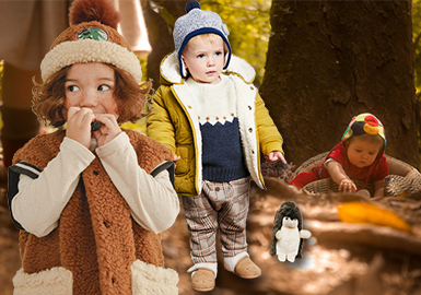 Fairytale Forest -- 19/20 A/W Trend for Babies' & Toddlers' Apparel
