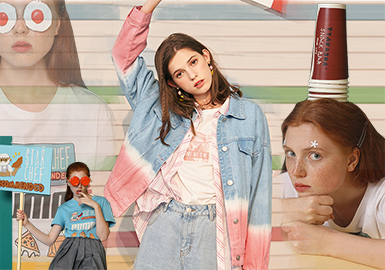 Sporty Style -- Pre-Fall 2018 Womenswear at E-commerce Market (Tmall)