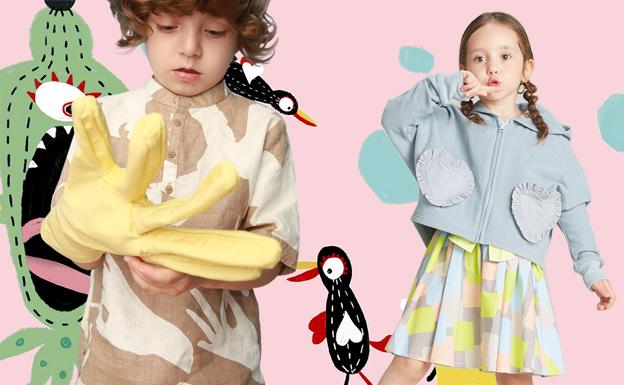 Artistic Hangzhou Style-- 18/19 A/W Designer Brand Analysis of Kidswear