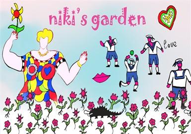 Artist's Garden -- 2020 S/S Pattern Trend for Kidswear