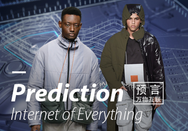 Prediction ▪ Internet of Everything -- 19/20 A/W Design Development of Men's Color