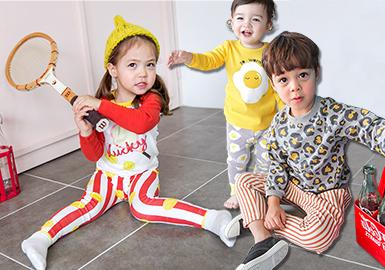 Vivid Loungewear -- 18/19 A/W Kidswear in Market
