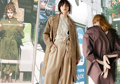 Style & Item -- Pre-Fall 2018 Womenswear in Japanese Market