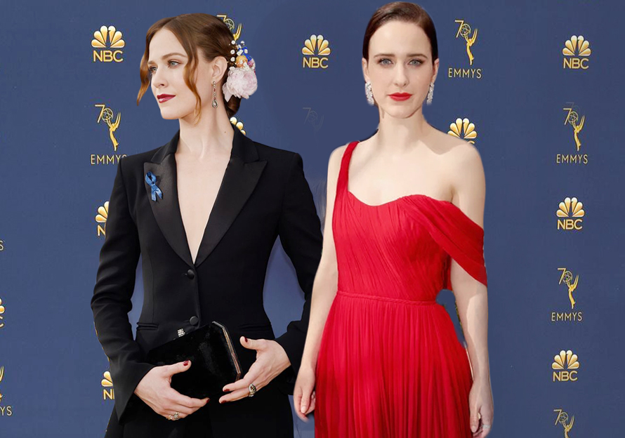 Red Carpet Looks of Emmy Awards