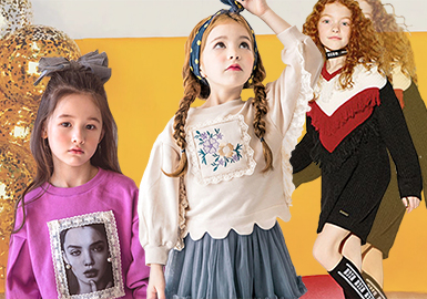 Trim -- 19/20 A/W Accessory Trend for Girls' Apparel