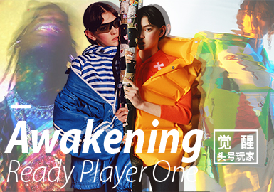 Awakening ▪ Ready Player One -- 19/20 A/W Design Development for Young Women
