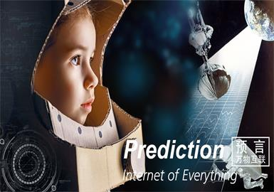Prediction • Internet of Everything -- 19/20 A/W Pattern Trend for Kidswear