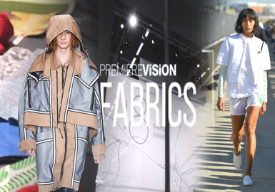 Analysis of Popular Fabrics -- 19/20 A/W Premiere Vision Paris