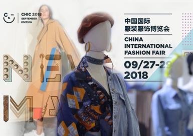 CHIC 2018(Autumn) Shanghai -- Womenswear